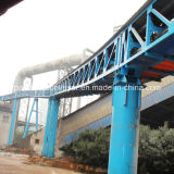 Pipe Conveyor System/Pipe Conveyor pour Steel Plant