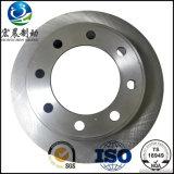 Rotor exhalé de freins à disque adapté pour VW ISO9001
