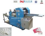 가득 차있는 자동적인 손수건 서류상 접히는 기계