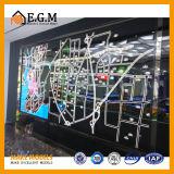 Maken van het Model van onroerende goederen Het het Model/Architecturale/Model van het Huis/Al Soort de Vervaardiging van Tekens