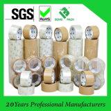 Fita da embalagem de OPP (água - adesivo acrílico baseado)