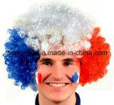 Tampão / chapéu nacional desportivo personalizado para fãs de futebol da Copa do Mundo