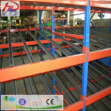 Cremalheiras de aço ajustáveis resistentes do armazém