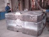 砂型で作る鉄の鋳造クレーン均衡