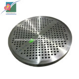 Large Tapping Hole (ZH-TS-012)를 가진 스틸렌 Tube Plate