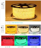 Indicatore luminoso di striscia flessibile chiaro del LED 12/24V 3528 SMD ETL LED