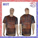 Man를 위한 높은 Quality 3D Sublimation T-Shirt