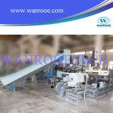 Machine van het Recycling van de Ring van het water de Scherpe Plastic