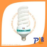 Светильник вкладчика энергии E27 20W 2700k польностью спиральн