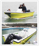 Sale를 위한 모든 New FRP Hull와 Desk Fibergalss Fishing Boat