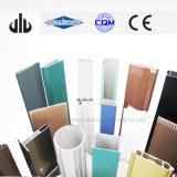 Extrusion en aluminium adaptée aux besoins du client/section en aluminium/profil en aluminium (extrudeuse et constructeur)