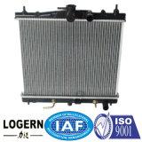 Radiatore di alluminio dell'automobile per il cubo marzo/Micra'02- dei Nissan a