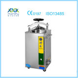Pressure verticale Steam Autoclave Approved con Ce e l'iso (Digital Display Automation)