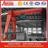 단 하나 Girder (Semi) Gantry Crane (1t, 2t, 3t, 5t, 8t, 10t, 12.5t, 15t, 16t, 20t)