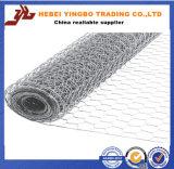Rete metallica esagonale/rete metallica del pollo/rete metallica esagonale galvanizzata