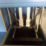 プラスチックペットびんびんのプラスチックを作る吹く機械価格の半自動ブロー形成機械