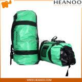 Il Duffel asciutto di corsa resistente impermeabile trasporta il più bene il sacchetto per i vestiti