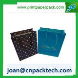 A annoncé le sac distinctif de papier d'emballage d'habillement
