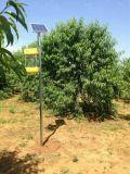 Indicatore luminoso/lampada insetticidi a energia solare di uso dell'azienda agricola