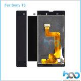 Affichage à cristaux liquides initial d'étalage d'écran tactile pour T3 M50W de Sony Xperia à panneau plat