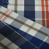 ワイシャツまたは服Rls40-4poのための100%年の綿ポプリンの編まれたヤーンによって染められるファブリック