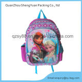 School Bag de Frozen Students del poliester para Girls