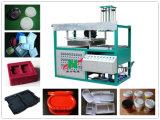 Máquina de formación terma del vacío plástico semi automático de la ampolla