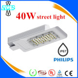 Carcaça quente da luz de rua do diodo emissor de luz da venda, lâmpada ao ar livre
