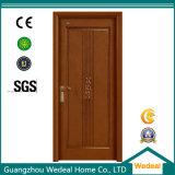 Weiße Farben-festes Holz-Türen für Hotel-Projekt (WDHO51)