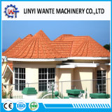 Os materiais de construção lixam o tipo romano telhas do metal revestido de telhado