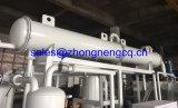 Distillazione nera dell'olio per motori che ricicla macchina/impianto/strumentazione per basare olio