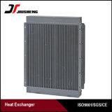 Refrigerador de petróleo hidráulico de alumínio Assured da máquina escavadora da placa da barra da qualidade