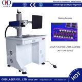 Desktop машина маркировки лазера волокна 30W для материала Ep