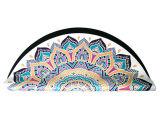 Изготовленный на заказ циновки йоги печати Eco с циновкой Eco йоги тренировки мешка резиновый круглой содружественным