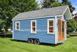 Nuevo casa móvil prefabricada Th-030 del acoplado casero del fabricante del chalet de la caravana que acampa 2017 acoplado)