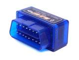 人間の特徴をもつ車コード読取装置Elm327 Bluetooth2.0の自動診察道具のElm327 OBD2作業