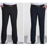 Il nuovo vestito di affari dei pantaloni dell'uomo di marca ansima la mutanda convenzionale degli uomini
