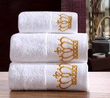 ホテル/ホーム綿の浴室/表面/手タオル