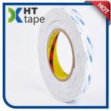 Blanc et noircir la bande double face de mousse de la bande 9448A de papier de soie de soie de 3m