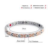 Bracelet en acier inoxydable de haute qualité Bio Health 316L (10121)