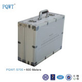 Instrument de mesure multifonctionnel portatif de détecteur de l'eau Pqwt-S700 souterraine