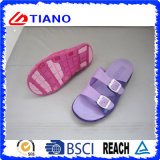 Женщины 2 тапочки дома пляжа шнурка (TNK24810)
