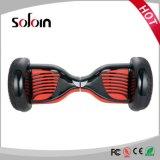 Vespa de oro/Hoverboard del balance del uno mismo de 2 ruedas con el altavoz de Bluetooth (SZE6.5H-4)