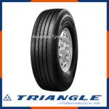 Garantía de calidad de la carretera del triángulo de Tr685 11r22.5 255/70r22.5, neumático excelente del carro de la resistencia de desgaste