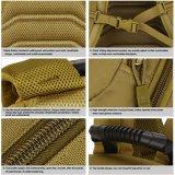 Táctica impermeable de la cintura de la correa del bolso del morral
