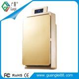 6 filtros de la etapa se dirigen el purificador del aire con pantalla táctil girada anión del LCD de Ionizer y del ozono