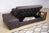 Ruimtebesparend die Sofabed met een Plank en 2 Dozen leveren