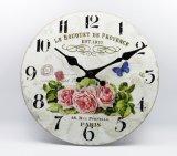Reloj de pared barato del acento del fabricante del profesional de China