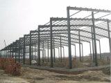 Gruppo di lavoro della struttura d'acciaio di prezzi di fabbrica e costruzione prefabbricata della struttura d'acciaio