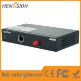 Fibre de 1 gigabit commutateur réseau d'Ethernet de fibre de RJ45 de 1 gigabit